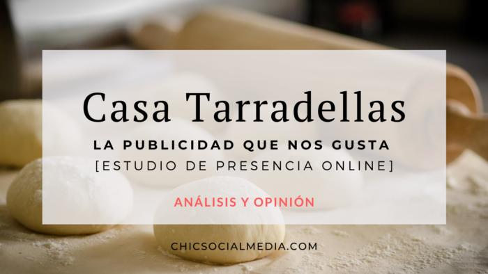 Chic Social Media Blog. Influenciadores: Casa Tarradellas
