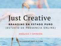Chic Social Media Blog. Influenciadores: Just Creative