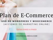 Chic Social Media Blog. Plan de E-Commerce.